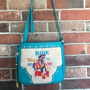Conceal and carry purse